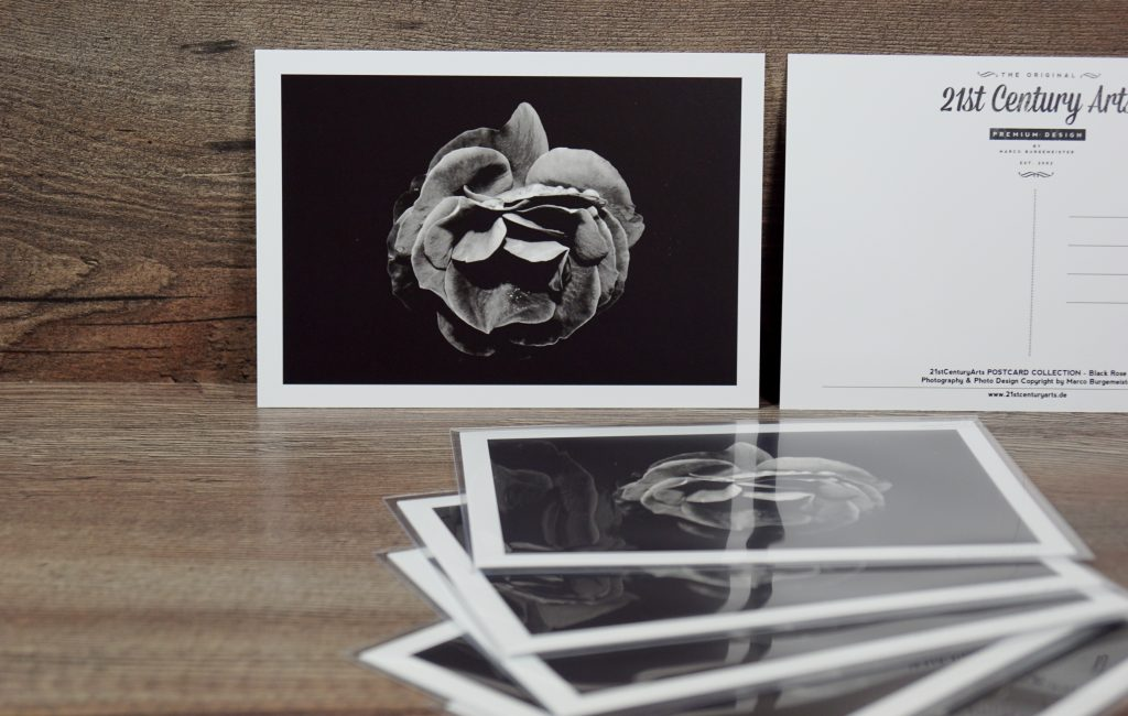 Start der neuen Postkarten-Kollektion