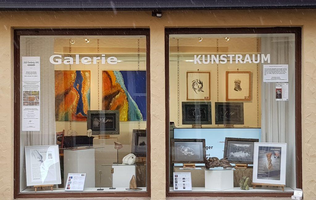 Galerie Kunstraum Winter/Frühjahr 2021